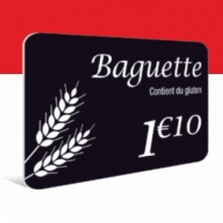 Cartes Blanche   Lot de 100